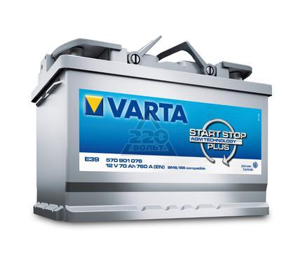 Аккумулятор VARTA Start Stop Plus 570 901 076