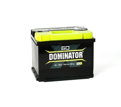 Аккумулятор DOMINATOR 60А/ч