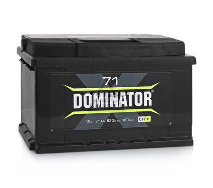 Аккумулятор DOMINATOR 71А/ч
