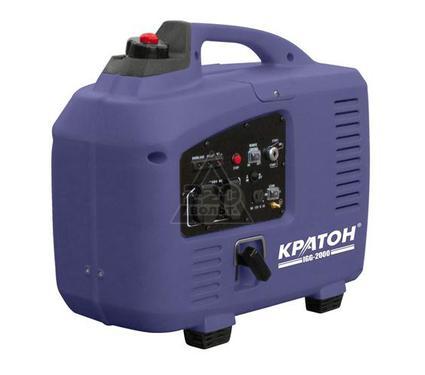 Инверторный бензиновый генератор КРАТОН IGG-2000