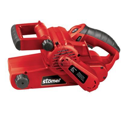 Машинка шлифовальная ленточная STOMER SBS-860