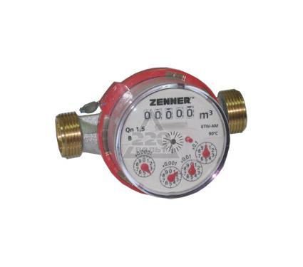 Счетчик горячей воды ZENNER Minomess ETW-N Qn1.5 Ду15-ГВ 70002588