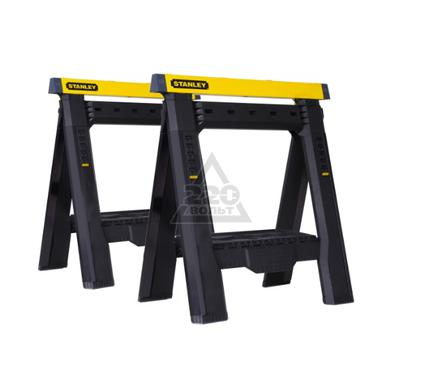 Козлы STANLEY ''2-Way Adjustable Sawhorse Twin Pack'' STST1-70559