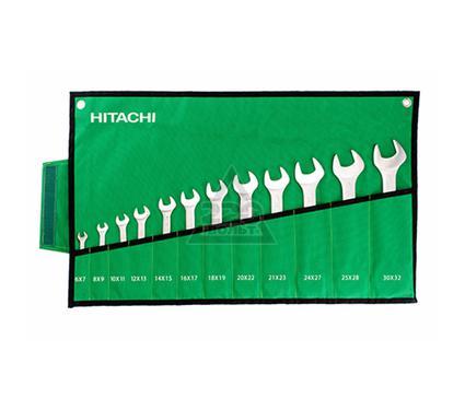 Набор гаечных ключей HITACHI 774021