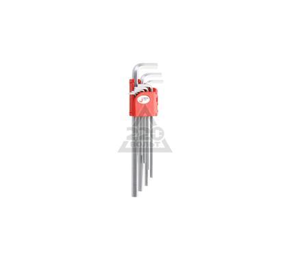 Набор шестигранных ключей угловых, 9 шт. JETECH ВМ-С9