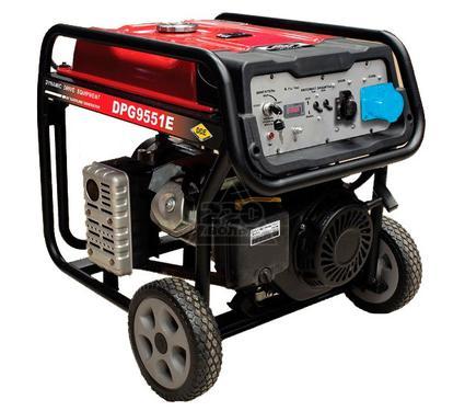 Бензиновый генератор DDE DPG 9551E