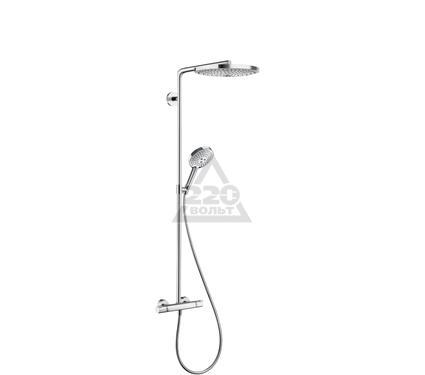 Душевая система HANSGROHE Raindance Select S 300 2jet Showerpipe 27133000