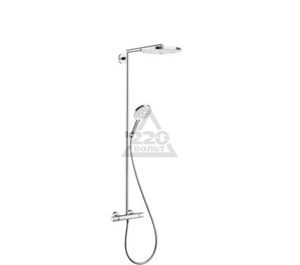 Душевая система HANSGROHE Raindance Select S 300 2jet Showerpipe 27133400