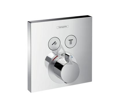 Cмеситель термостатический HANSGROHE ShowerSelect СМ 15763000