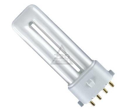 Лампа энергосберегающая OSRAM DULUX S/E 11W/827 2G7