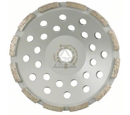 Чашка шлифовальная BOSCH Standard for Concrete  180 X 22