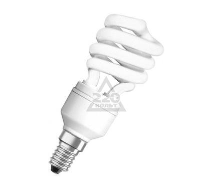 Лампа энергосберегающая OSRAM DULUXSTAR MINI TWIST 14W/827 E14