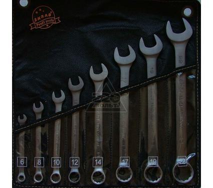 Набор комбинированных гаечных ключей в чехле, 8 шт. SKRAB 44041