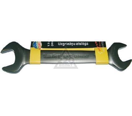 Ключ гаечный рожковый 17х19 SKRAB 44337
