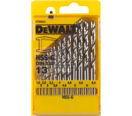 Набор сверл DEWALT DT5922-QZ