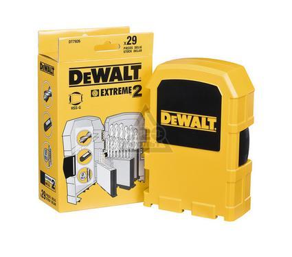 Набор сверл DEWALT DT7926-XJ