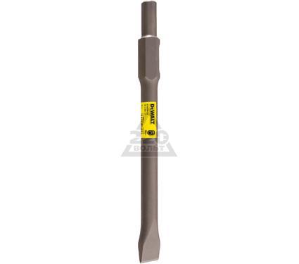Зубило DEWALT HEX 30мм 35x410мм плоское