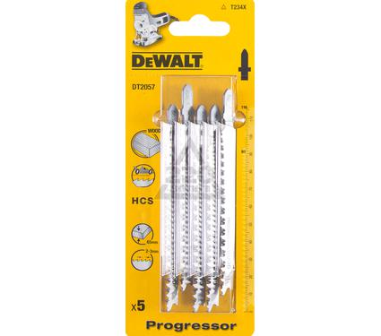 Пилки для лобзика DEWALT T234X Progressor