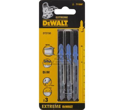 Пилки для лобзика DEWALT T118AF