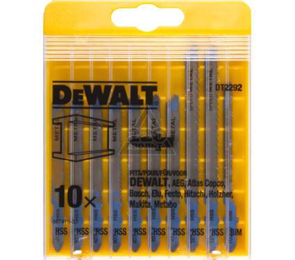 Набор пилок DEWALT DT2292-QZ