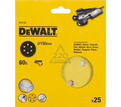 Круг фибровый DEWALT DT3132-QZ