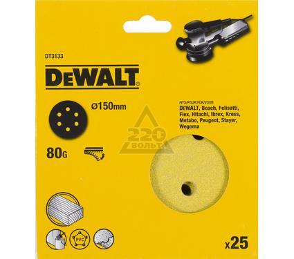 Круг фибровый DEWALT DT3133-QZ