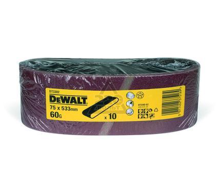 Лента шлифовальная бесконечная DEWALT DT3302-QZ