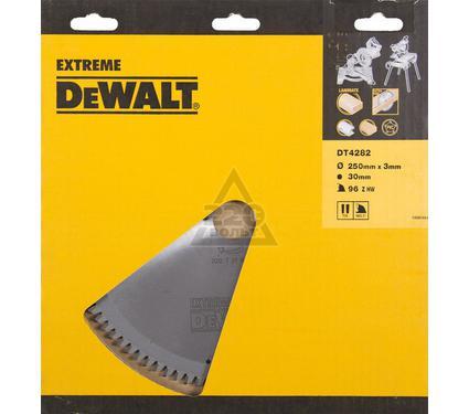 Диск пильный твердосплавный DEWALT DT4282-QZ
