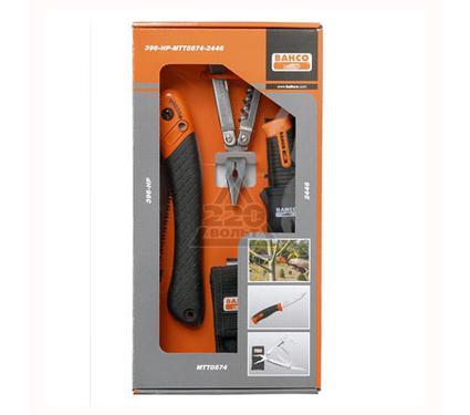 Профессиональный набор инструментов, 3 предмета BAHCO 396-HMTT8674-2446