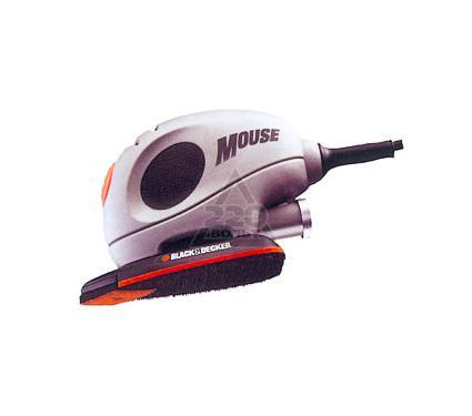 Машинка шлифовальная плоская (вибрационная) BLACK & DECKER KA160 MOUSE