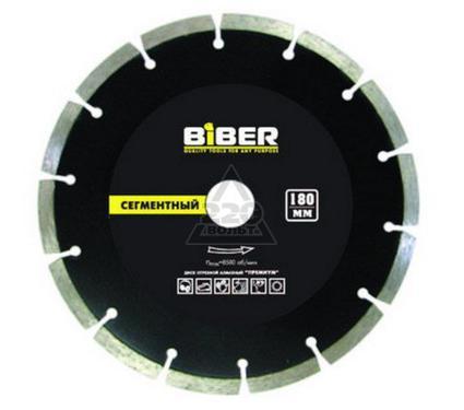Круг алмазный BIBER BIBER 70265 PREMIUM  180 Х 22 сегментный