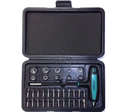 Набор инструментов в чемодане, 35 предметов JETTOOLS W-3635