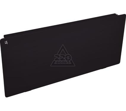 Дизайн-радиатор LULLY blik-02-glass черный