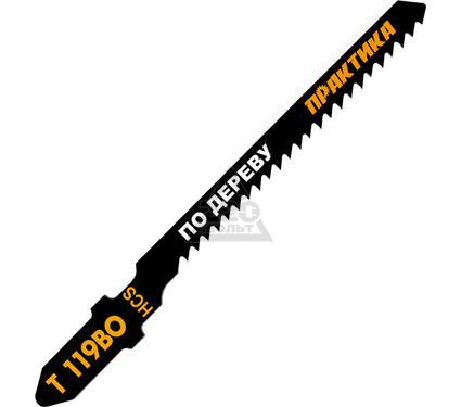 Пилки для лобзика ПРАКТИКА 034-496 T119BО 2шт.
