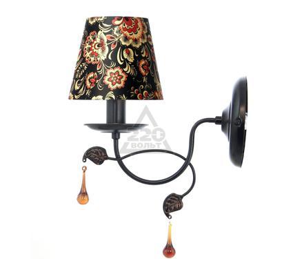Бра ARTE LAMP A6106AP-1BK