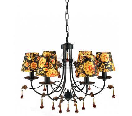 Люстра ARTE LAMP A6106LM-6BK