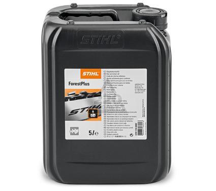 Масло STIHL для пильных цепей ForestPlus (5 л)