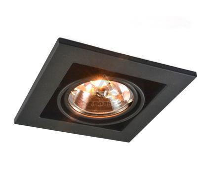 Светильник встраиваемый ARTE LAMP A5930PL-1BK