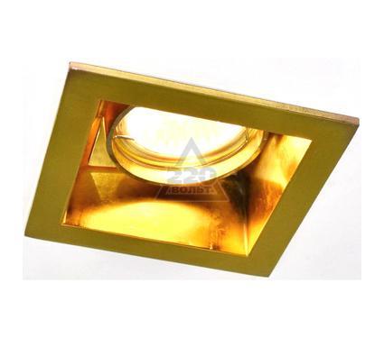 Светильник встраиваемый ARTE LAMP A8050PL-1GO