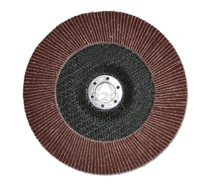 Круг Лепестковый Торцевой (КЛТ) ПРАКТИКА 032-355 125х22мм, Р40