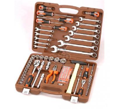 Набор инструментов в чемодане,93 предмета OMBRA OMT93S