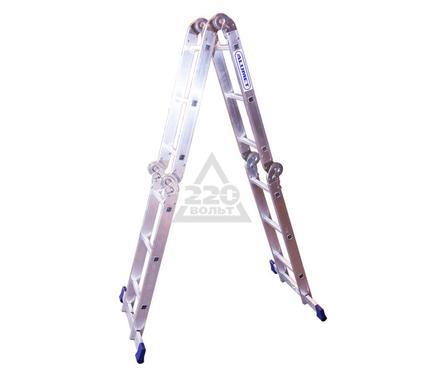 Лестница алюминиевая АЛЮМЕТ 081102-45-03