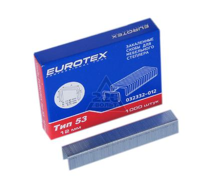 Скобы для степлера EUROTEX 032332-012
