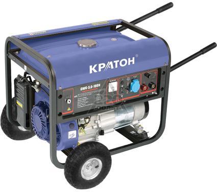 Бензиновый генератор КРАТОН GWG-5.0-180N
