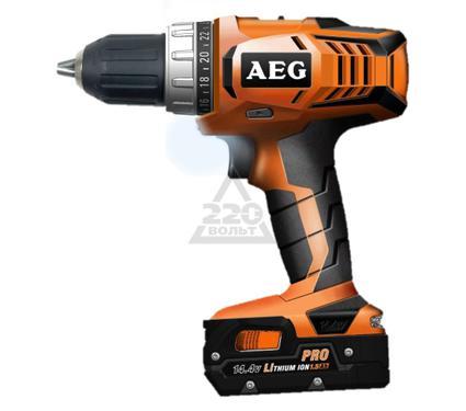 Дрель аккумуляторная AEG BS 14G2 Li-KIT4X