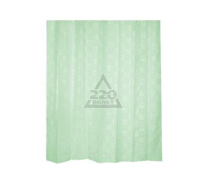 Штора для ванной комнаты VERRAN Dagha green 630-03