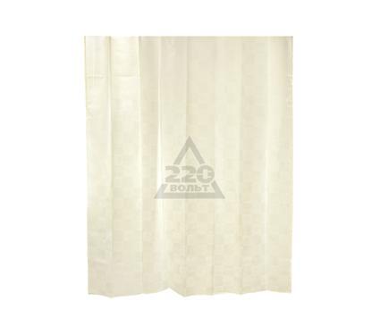Штора для ванной комнаты VERRAN Dagha beige 630-57