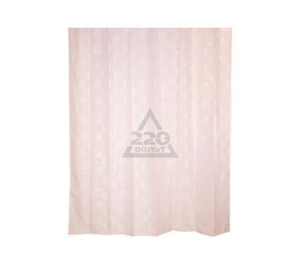 Штора для ванной комнаты VERRAN Dagha pink 630-58