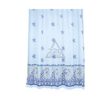 Штора для ванной комнаты VERRAN Orodo blue 630-68
