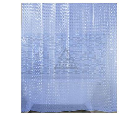 Штора для ванной комнаты WESS Belorr blue P524-3
